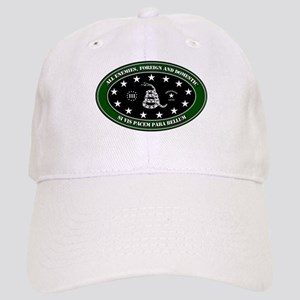All Enemies Baseball Cap